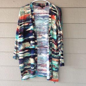 Cupio Kimono Top  Excellent Condition